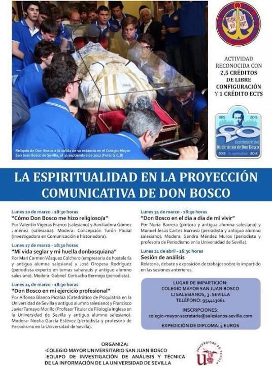 La espiritualidad en la proyección comunicativa de Don Bosco