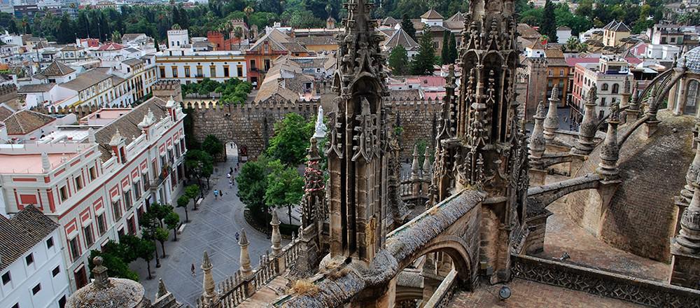 visita cubiertas catedral sevilla
