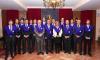 Clausura del Colegio Mayor e imposición de Becas de Honor