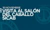 Visita al salón internacional del caballo (SICAB)