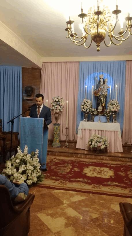 Pregón de María Auxiliadora