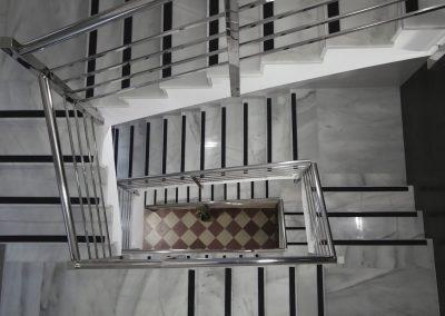 Escaleras nuevas