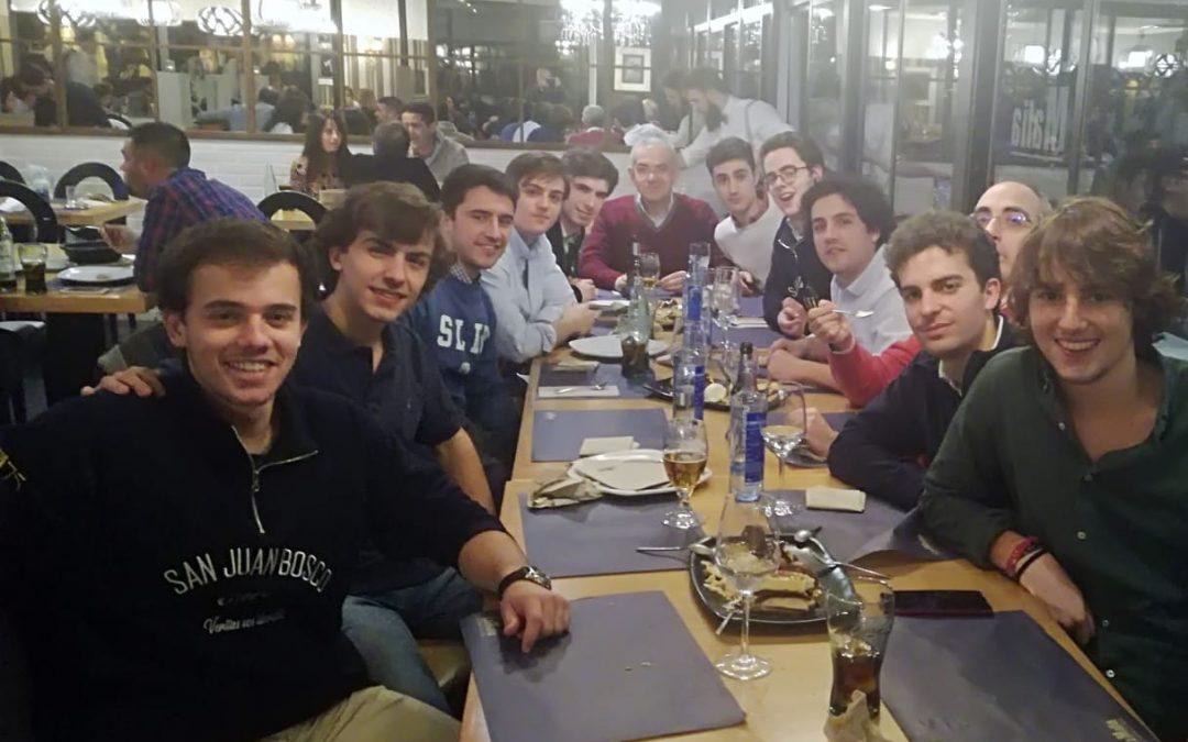 Reunión del Consejo Colegial