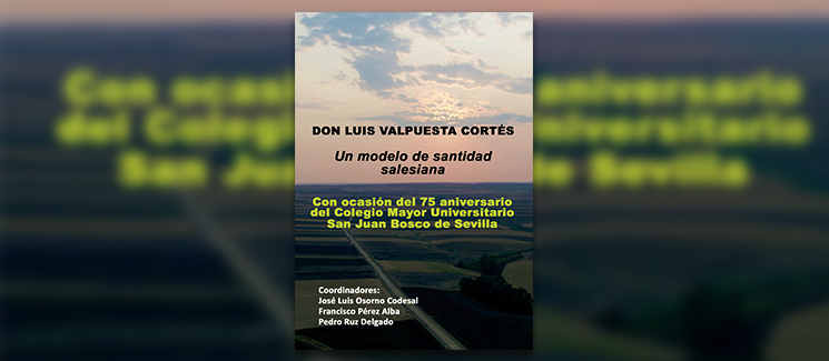 Libro sobre don Luis Valpuesta
