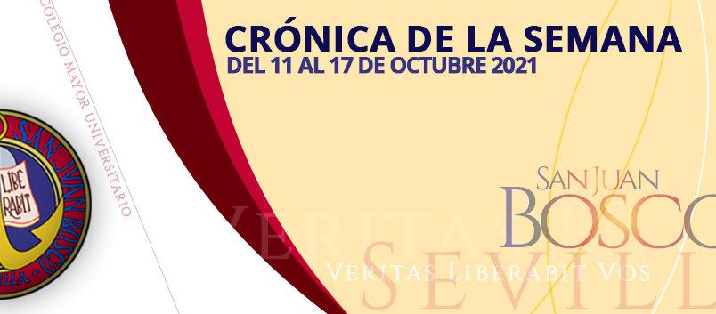 Crónica de la semana del 11 al 17 de octubre